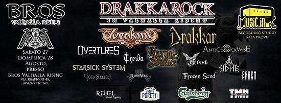 Drakkarock Bros Valhalla Rising