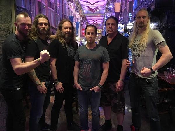 Hammerfall Napalm Records