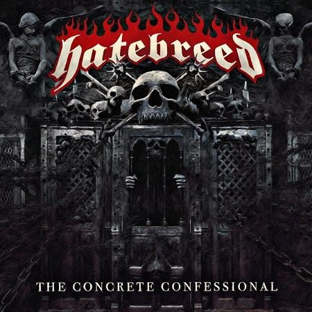 Hatebreed The Concrete Confessional