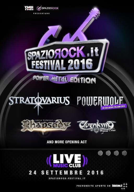 SpazioRock.it Festival Stratovarius