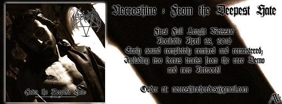 Banner Necroshine