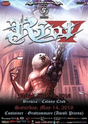 Circolo Colony Brescia Metal 12