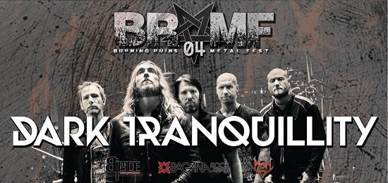 Dark Tranquillity - Burning Ruins Metal Fest
