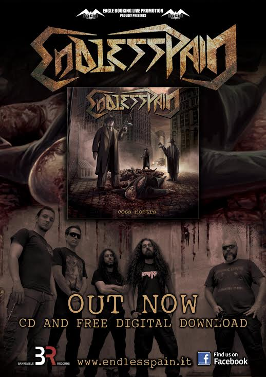 Endless Pain Cosa Nostra on promo web