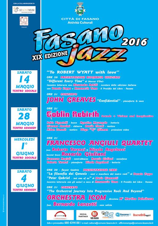 Fasano Jazz Goblin Rebirth