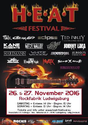 H.E.A.T Festival 2016