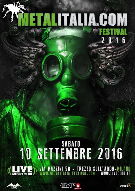 METALITALIA.COM FESTIVAL 2016