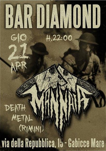 Mannaia Diamond Gabicce