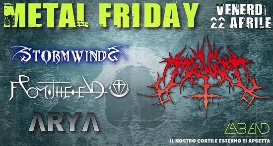 Metal Friday Malnatt