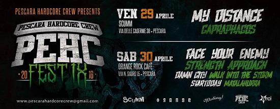 Pescara Hardcore Fest