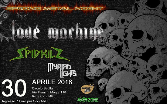 Spring Metal Night