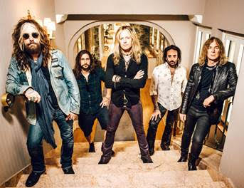 THE DEAD DAISIES band