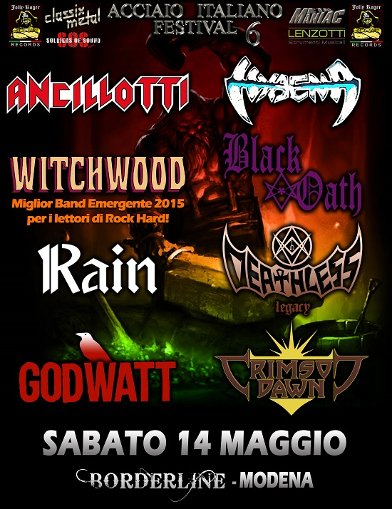 Acciaio Italiano Festival 6