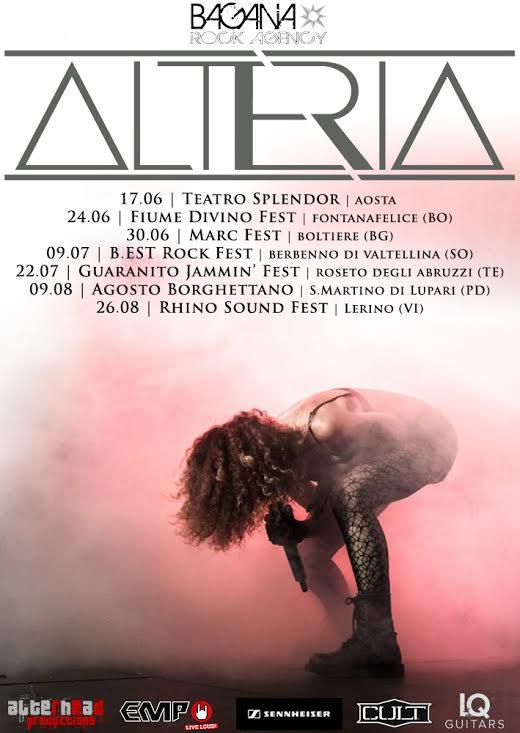 Alteria estate 2016