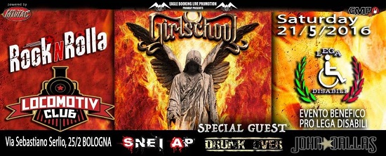 GIRLSCHOOL Bologna