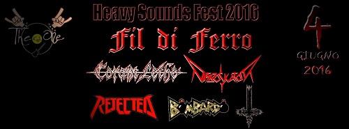 Heavy Sounds FEST 2016