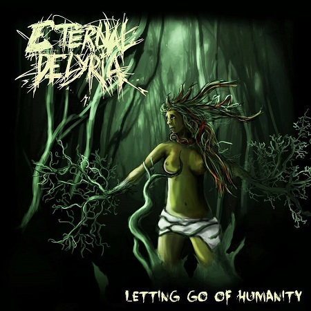 LETTING GO OF HUMANITY COVER