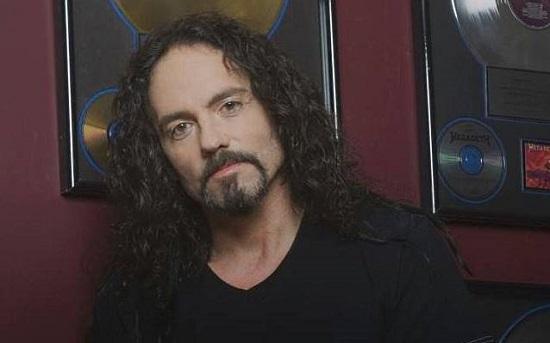 Megadeth Ohm Nick Menza