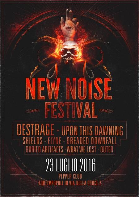 New Noise Festival Flyer (1)