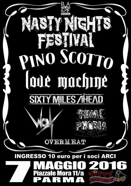 Pino Scotto Parma