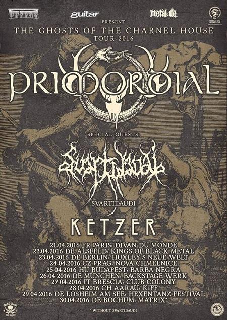 Primordial Colony 2016