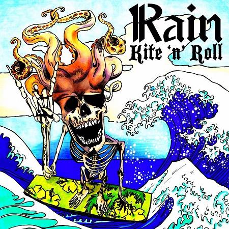 Rain kite n roll