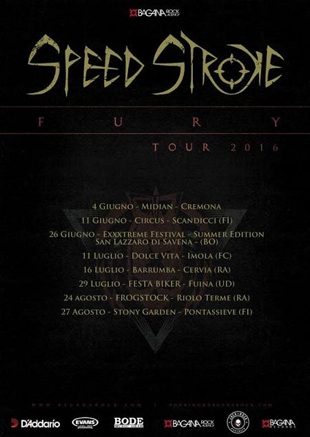 Speed Stroke live