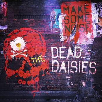 THE DEAD DAISIES cover
