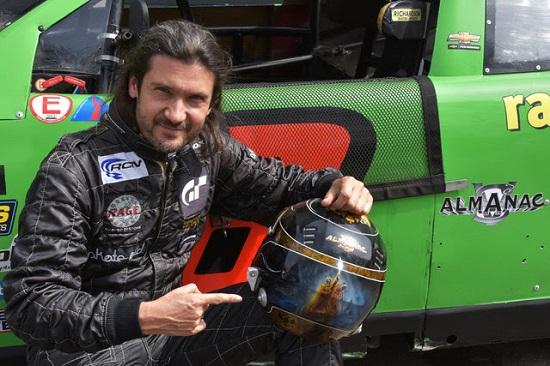 Victor Smolski Race