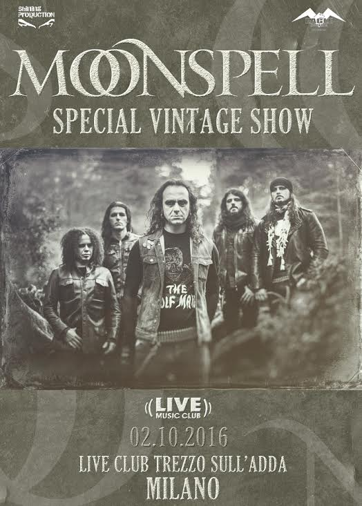 moonspell special vintage show promo web