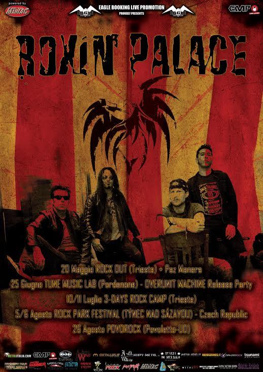 roxin palace summer show 2016