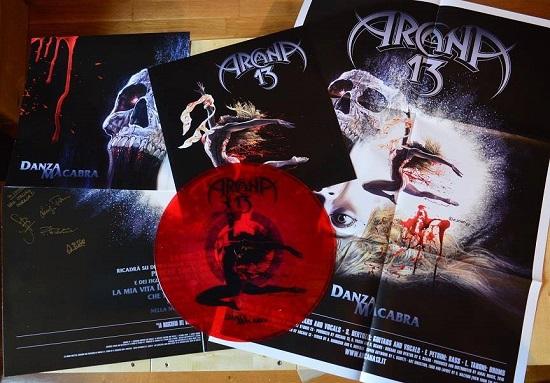 Arcana 13 limited