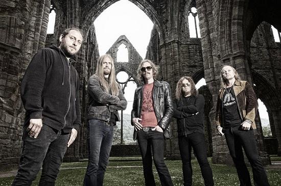 Opeth Nuclear Blast