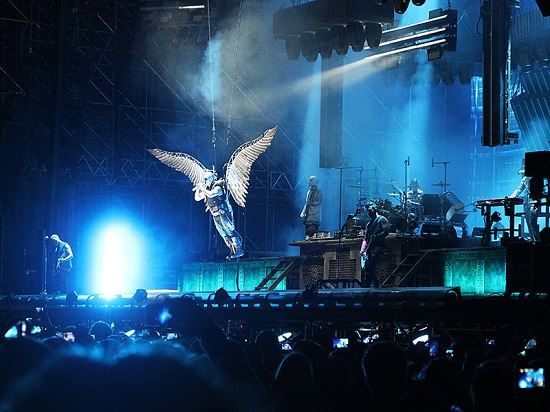 Rammstein Gods Of Metal 2016 4