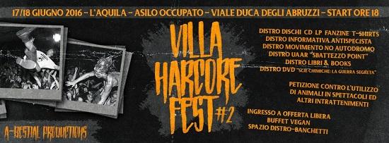 Villa Harcore Fest