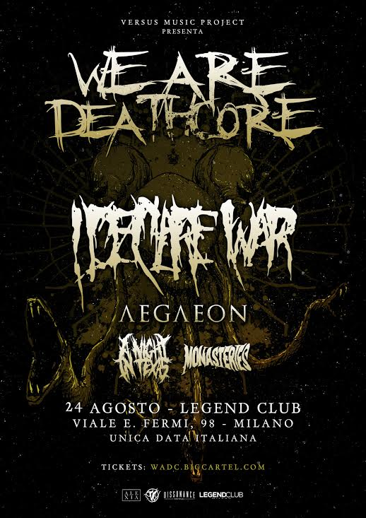 WE ARE DEATHCORE