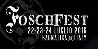Fosch Fest logo