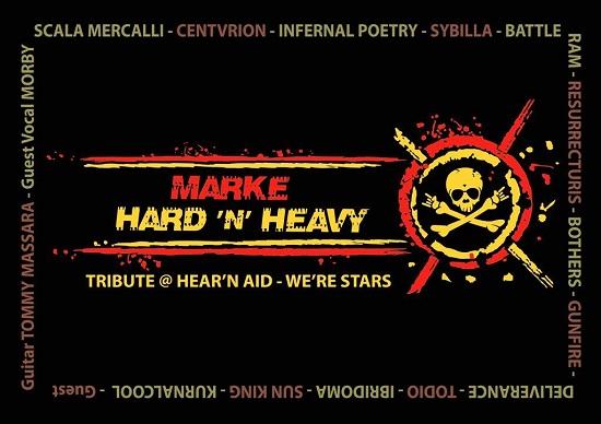 Marke hard'n' Heavy NEW Video