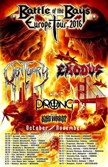 Exodus tour 2016