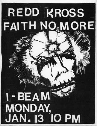 Faith No More 1986