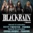 Blackrain : tre date in Italia a Settembre