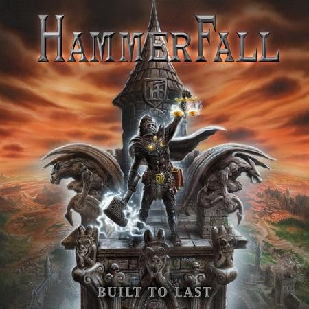 Hammerfall Built To Last