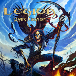 "Legion ""Warbeast"" cover art"