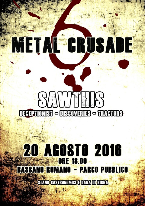 Metal Crusade Festival Open Air