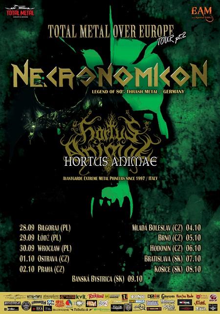NECRONOMICON Hortus Animae