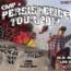 Persistence Tour 2017 : aggiunti Municipal Waste e Walls Of Jericho