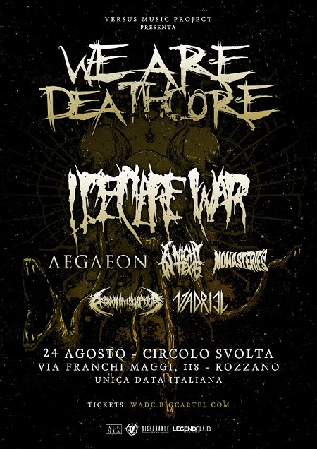 WE ARE DEATHCORE FEST