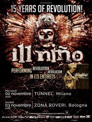 Ill Nino 15 years