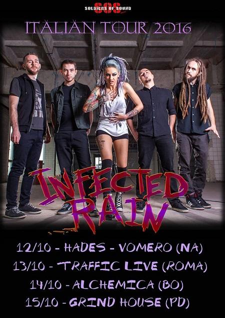 Infected Rain 2016