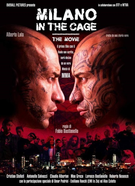 Milano in The Cage